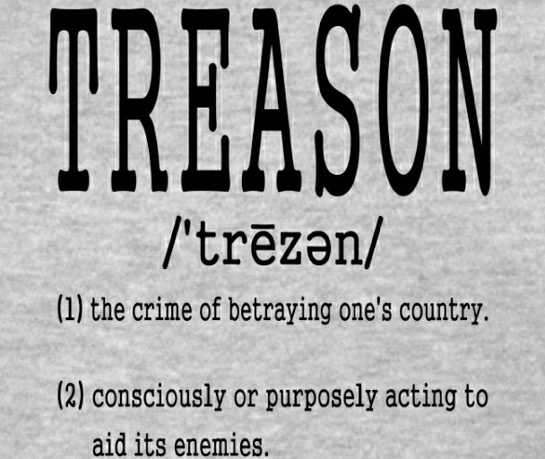 @dotjenna Really @FBI @StateDept Trespassing, poor conduct? Wasn't this Treason, a coup, an attack on the Nation? I know a MURDER occurred, accessory to murder seems correct. The white privilege to complain about 200 and PayPal. #rethink charges. https://t.co/uNbJDAo4VJ