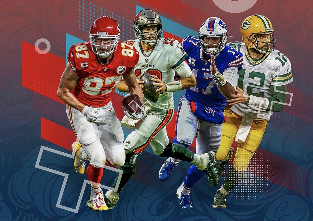 Buen y bendecido domingo en familia y de finales de conferencia #NFL #NFLPlayoffs 🏈