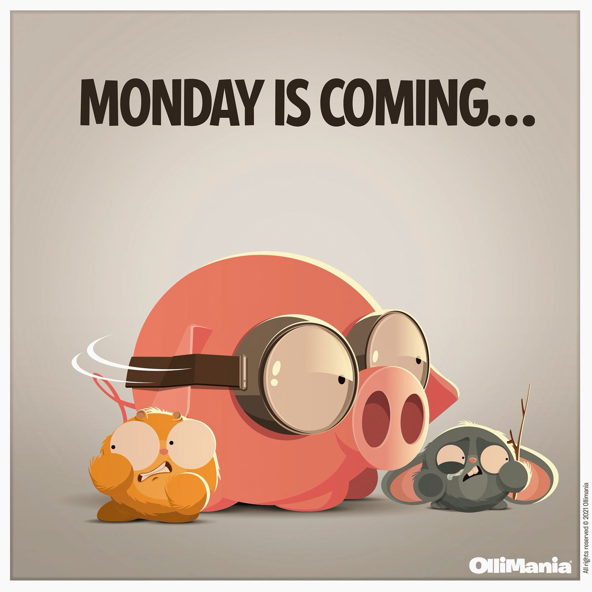 Monday is coming... #monday
