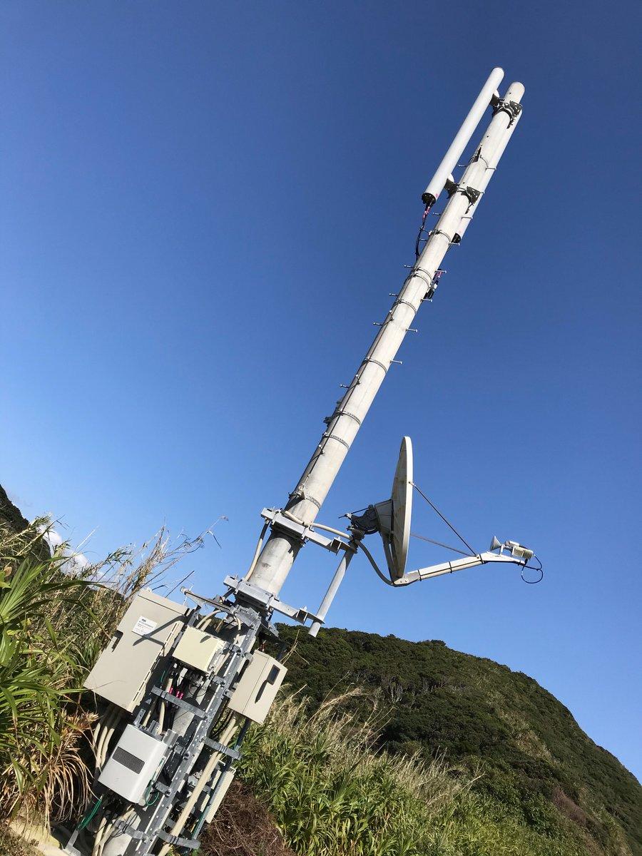 楽天mini子でradikoかけっぱなしで車を走りらせましたが、docomo圏外でもKDDIのこいつがまぁ結構雑にあちこち立っているので、通信は助かりました。au回線を5GB超えてもradikoかけっぱなし問題なし。これは五島福江でSpotifyを1日中かけっぱなしで4日間車走らせて無問題だったのと同じ。 https://t.co/q7OOqDIjlO