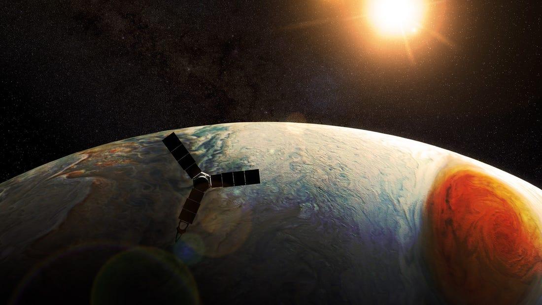NASA grants Juno extended lease on life to probe Jupiter after mysterious radio signal spotted  @NASA #life #Jupiter #NASA #Radio