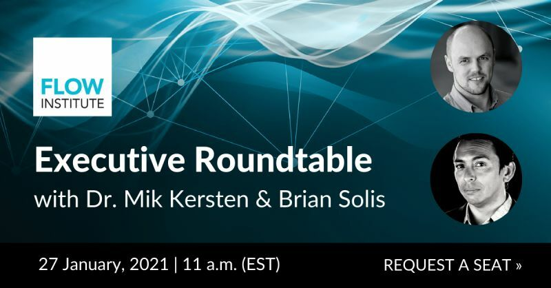 Executive Roundtable with Dr. Mik Kersten and Brian Solis on Strategic Planning and OKRs in Digital Transformation  #socialmedia #marketing