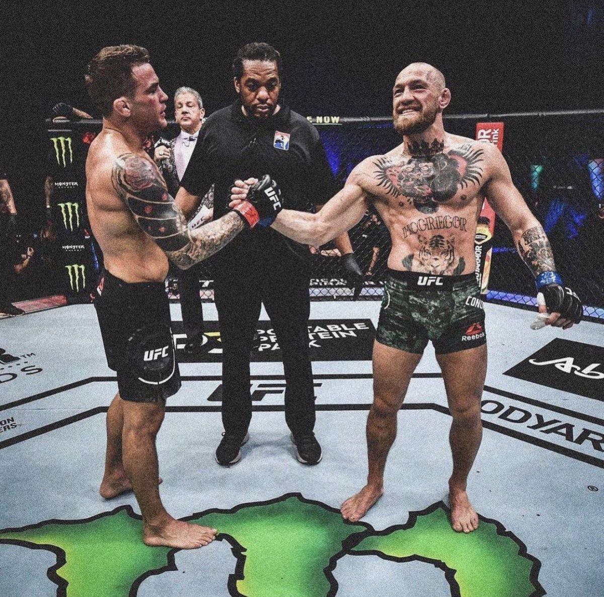 RESPECT! #UFC257