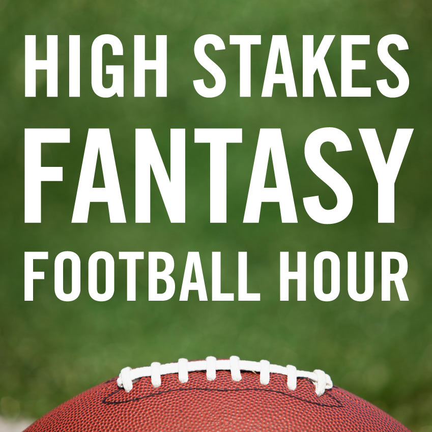 #ICYMI on the @HSFFHour, @EricBalkman  & @JFerrellElliott  welcomed aboard 2020 @FFPC  Main Event $500,000 co-champ Jerry Hooton to talk about his huge #FantasyFootball win and analysis of 2021 drafts going on right now: