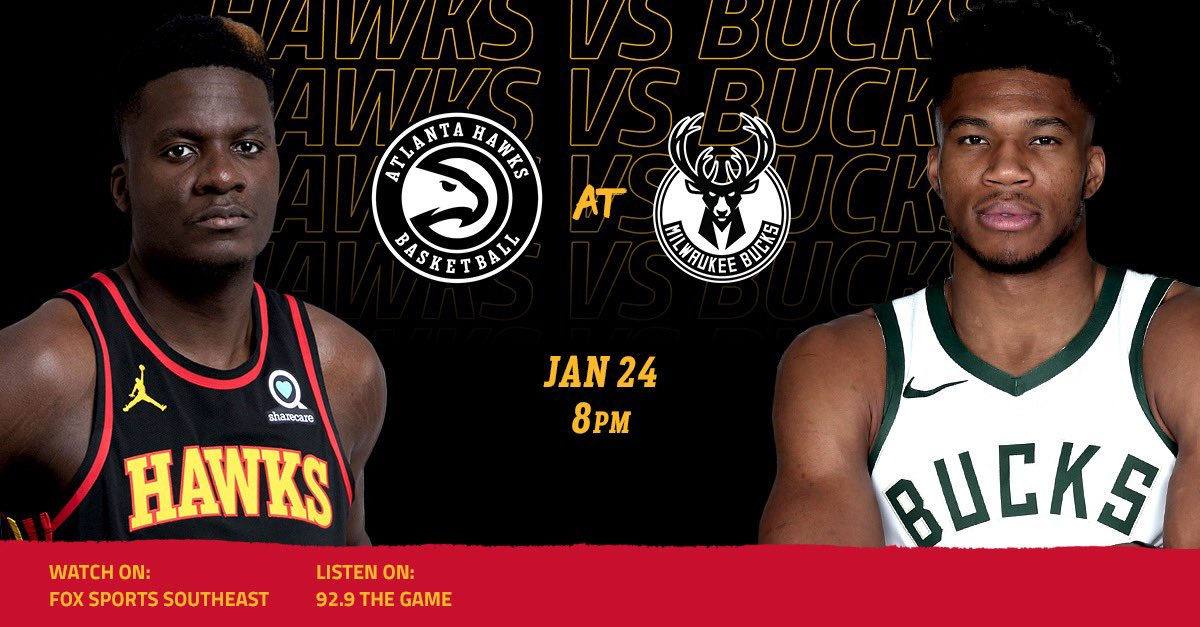 @ATLHawks's photo on Game Day