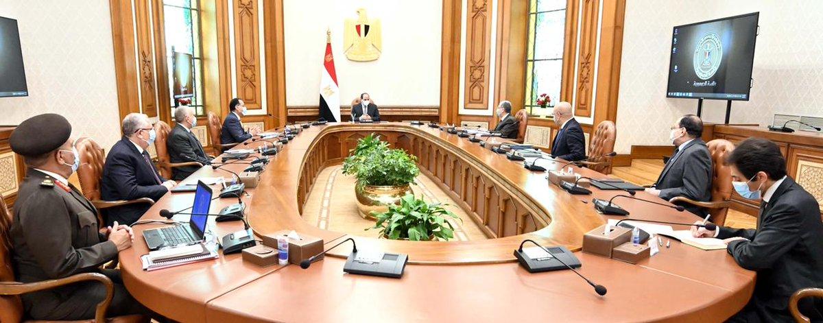 الرئيس السيسي يوجه بتنفيذ مشروع تطوير قرى الريف المصري فى إطار شامل ومتكامل للتفاصيل..