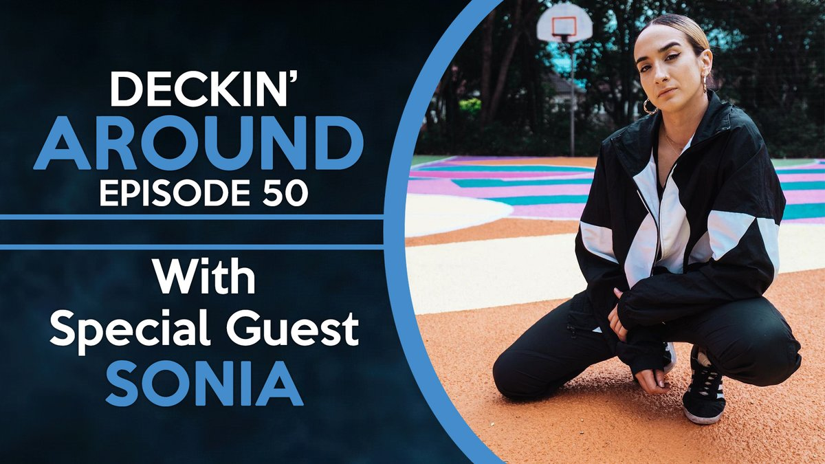 This is going to be a SPECTACULAR episode! We are going LIVE with Sonia Benito this week on Deckin' Around! Come join us this Thursday, 1/28 at 6PM EST!  #magician #soniabenito #magic @soniabenito29   YouTube Live: