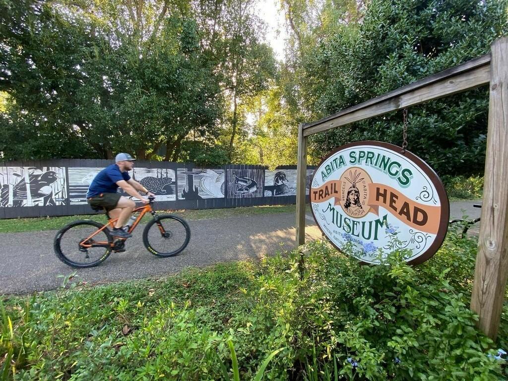 Grab your bike 🚲 and come explore the Louisiana Northshore, St. Tammany Parish. #Repost @townofabitasprings 📸: Jessie Sumpter