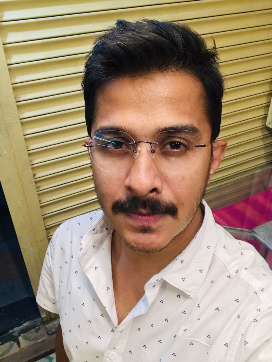 After long time #selfie 🤳