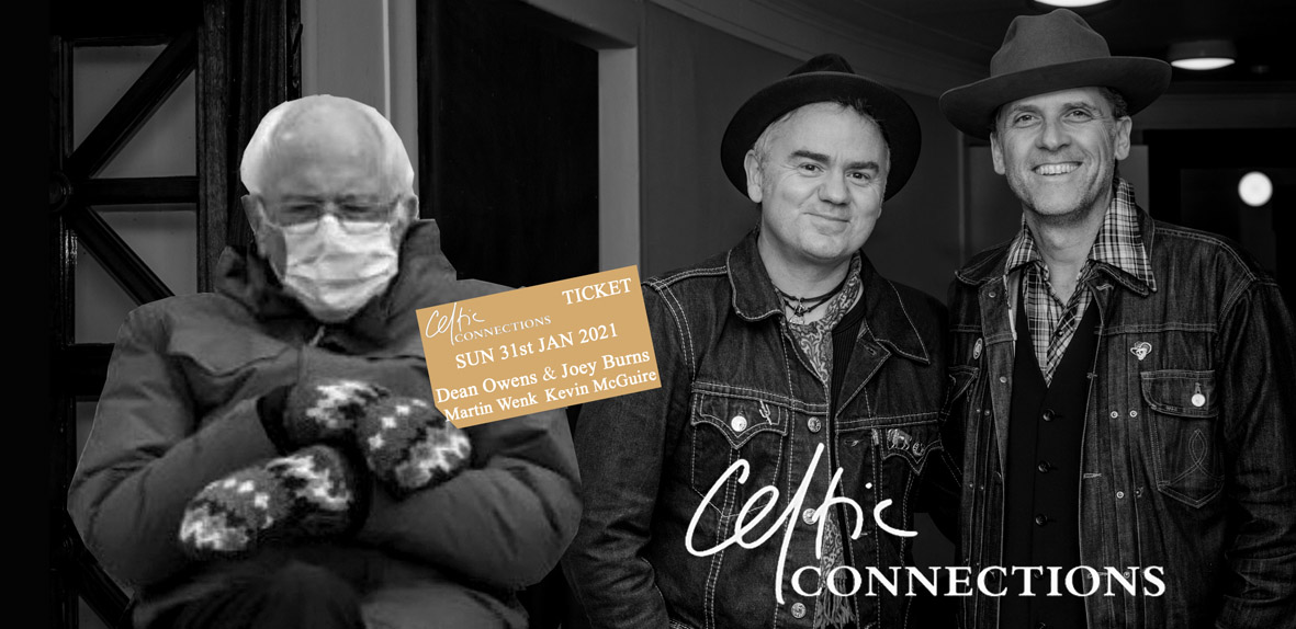 Bernie's got his ticket. Have you got yours? Get your #mitts on them here:   #Waitingpatiently for the show to begin at @ccfest