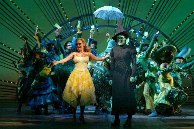 Replying to @playbill: QUIZ: Can you name these musicals from their dynamic duos?