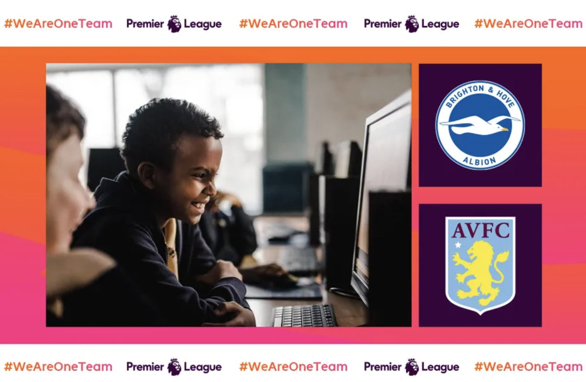 💻 @albioninthecomm and @AVFCFoundation are providing laptops and tablets to alleviate some of the challenges of home schooling  Learn more about the Connect_In project, which aims to eradicate digital poverty ➡️