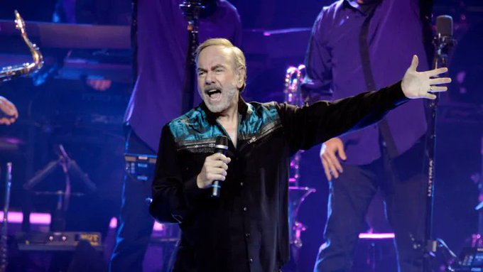 Happy 80th birthday to a true legend, Neil Diamond. What is your favorite Neil Diamond song??