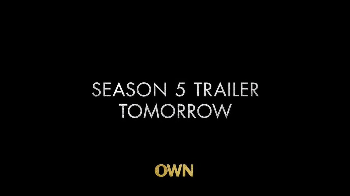 """Survivors don't quit. 👏🏾   Turn on your notifications to be the first to know when the @QueenSugarOWN season 5 trailer is here"""""""
