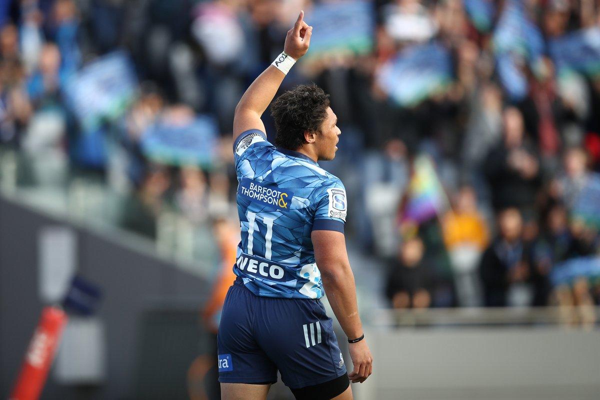 #SuperRugby En Nueva Zelanda realizaron una lista de los wings a ver en la temporada 2021 del Súper Rugby Aotearoa y australiano.  Caleb Clarke fue elegido en la primera posición. Lo siguen Sevu Reece y Marika Koroibete. https://t.co/Am4XBM5TQz