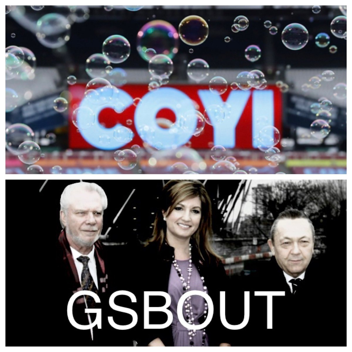 #COYI #GSBOUT