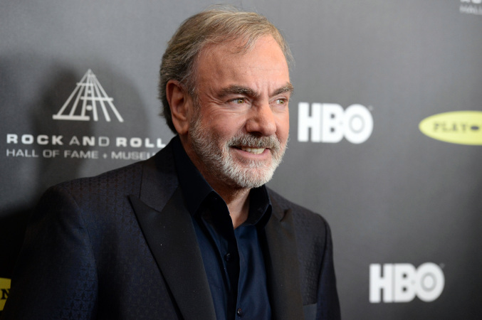 """Join us in singing \""""Happy Birthday\"""" (or his classic \""""Sweet Caroline\"""") to singer Neil Diamond, who turns 80 today!"""