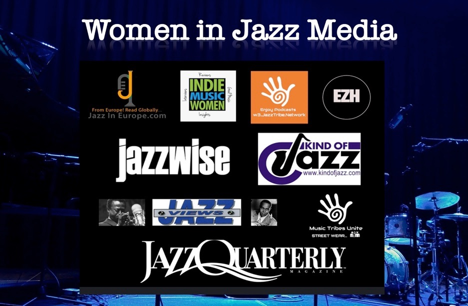 Some of our amazing official supporters #womeninjazzmedia #support #community #Jazz #genderequality #diversity