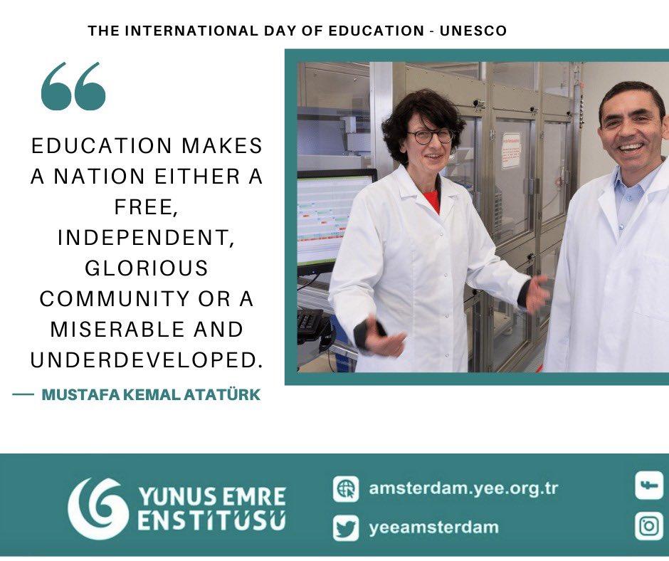 #WorldEducationDay #egitim #worldEducation #Covid_19 #Science #vaccination #Pandemic