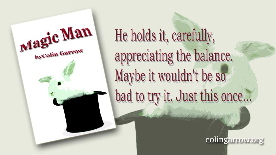 RT @colingarrow: #FREE George's magic act takes an unexpected turn... #shortstory https://t.co/HgsQyuWwAH #IARTG https://t.co/b9Yd4XyWSK
