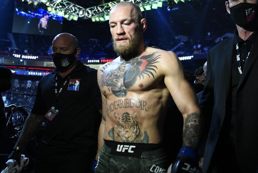 Who do you want to see Conor McGregor fight next? 🤔 #UFC257