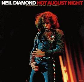 Today is Neil Diamond s 80th birthday. This was my first live concert. Happy birthday, Brother Love.