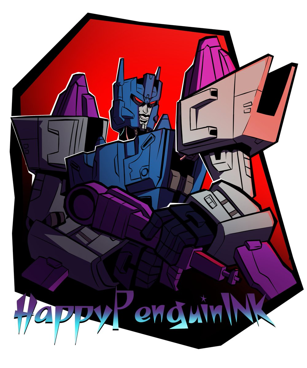 Have an overlord. #Transformers #idw #overlord