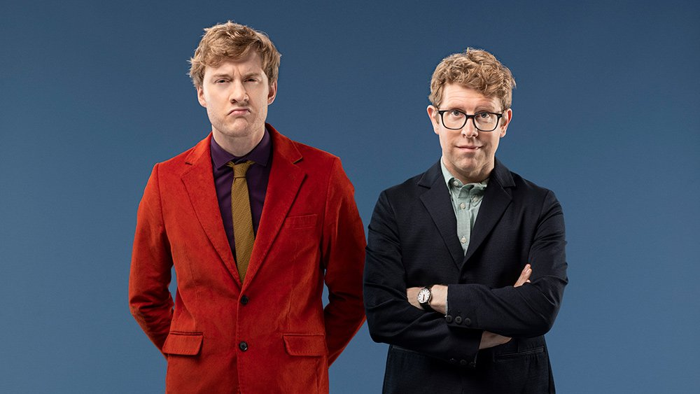 Hypothetical Series 3 starts on Dave on Wednesday 10th February. Guest list: