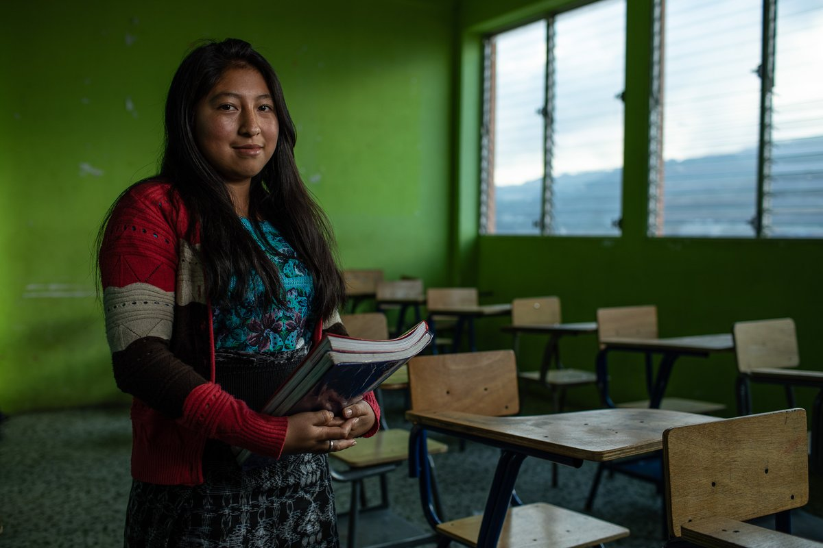 Students and teachers have faced a year like never before due to the pandemic. On International #EducationDay, we hope you'll support grassroots organizations in our community that are helping girls to keep learning while remaining healthy and safe: