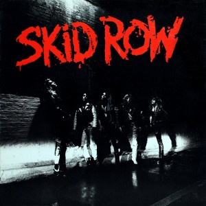 Jan 24, 1989: Skid Row released their self-titled debut album. #80s