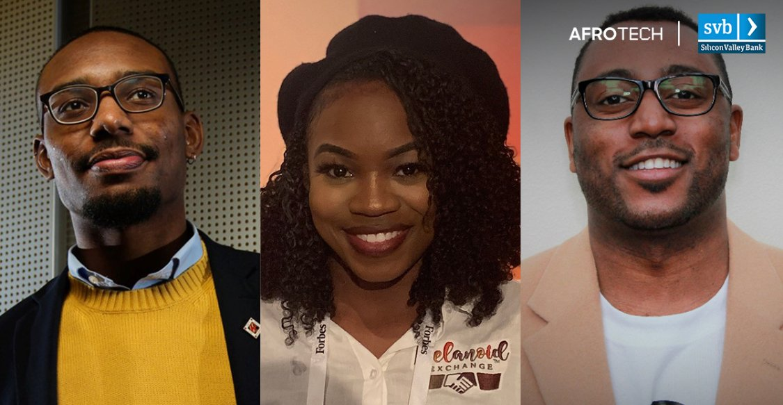 Startup eCommerce company Melanoid Exchange took home the AfroTech Cup presented by @SVB_Financial, and now the founders are on the mission of continuing to set the foundation for the next wave of Black and brown millionaires. Learn more about the winners.