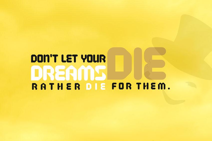عندما #تموت #أحلامك،  تحتاج #لإعادة_تشغيل، والبدء من #جديد  لعلها ولادة ثانية لك، أنسى مامضى وابدأ #حياتك #الجديدة  When #yourdreams $die, you need to #restart, and start over again, perhaps you will be #born again, #forget the past and #start your new life