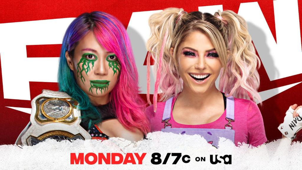 RAW Women's Championship Match & More Announced For WWE RAW Tomorrow