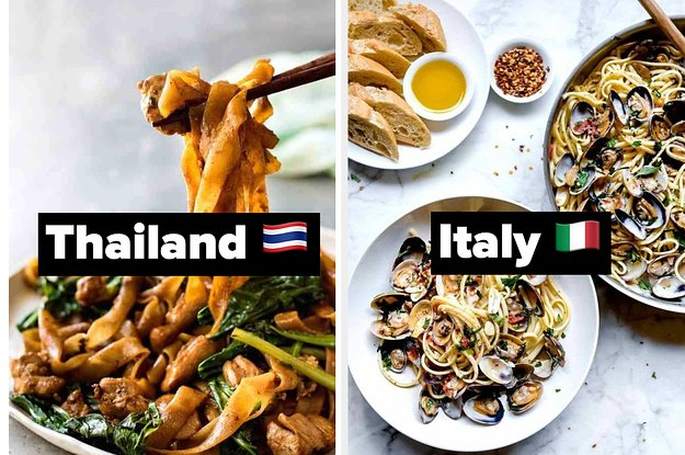 49 Super Comforting Noodle Recipes From All Around The World  #wanderlust #travel
