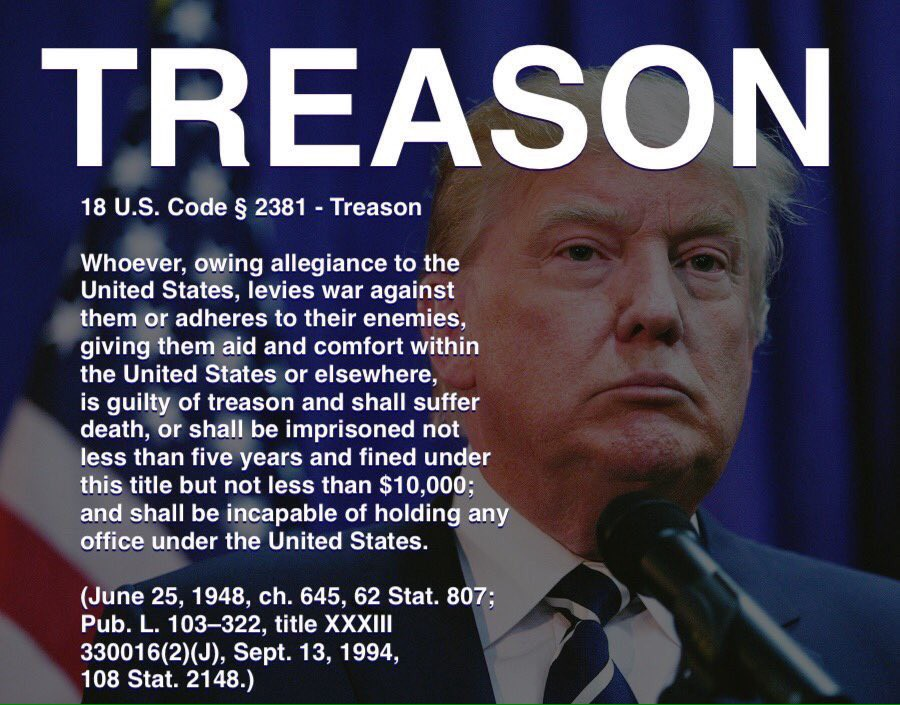 Let *45 start his Traitor Party, aka MAGA party, & give the cowardly GOP a secret vote to impeach.  Sooner or later, the traitors in Congress will realize they wont be able to hold on to power if that traitor starts his own party & takes 40% of their constituents. #sundayvibes