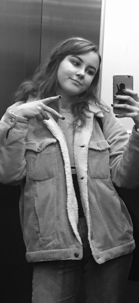 #lovelylouies backwards peace sign supremacy