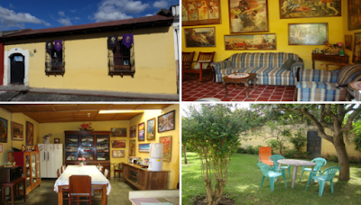 Guest House in #Antigua #Guatemala, Private Rooms For Rent Lodging for Students, #NGO #Volunteers & Travelers >