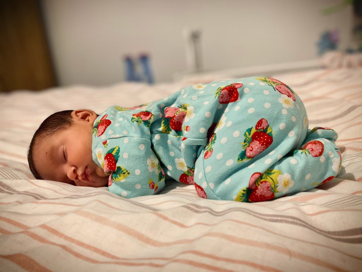 My little strawberry 💗#babygirl