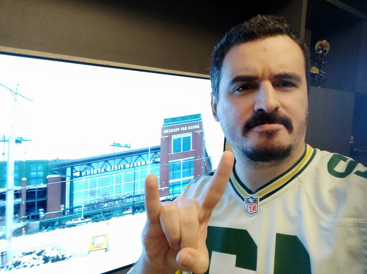 @Packersdecepcao #GoPackGo