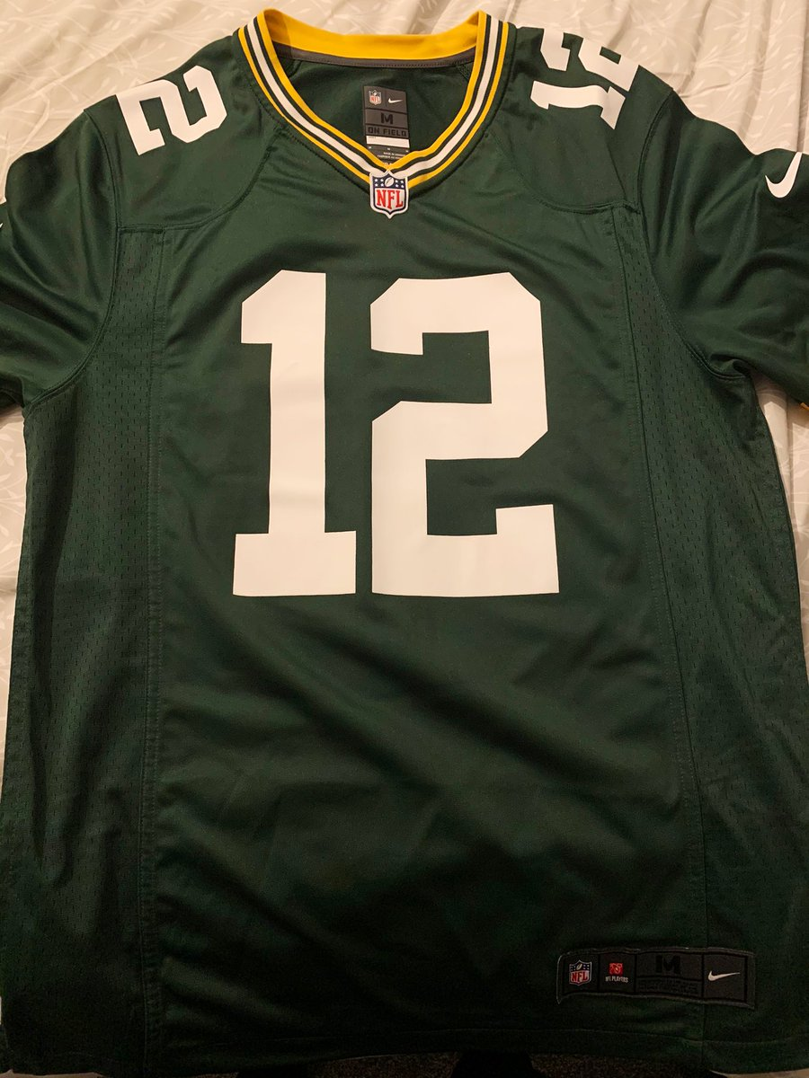 Jersey at the ready, that's go get that #NFCChampionship   Road to #SuperBowlLV  #GoPackGo