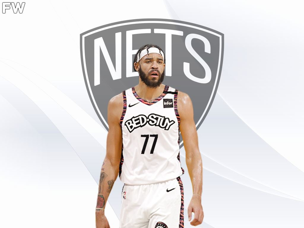 REPORT: The Brooklyn Nets are expected to pursue JaVale McGee via trade  (via @AmicoHoops)