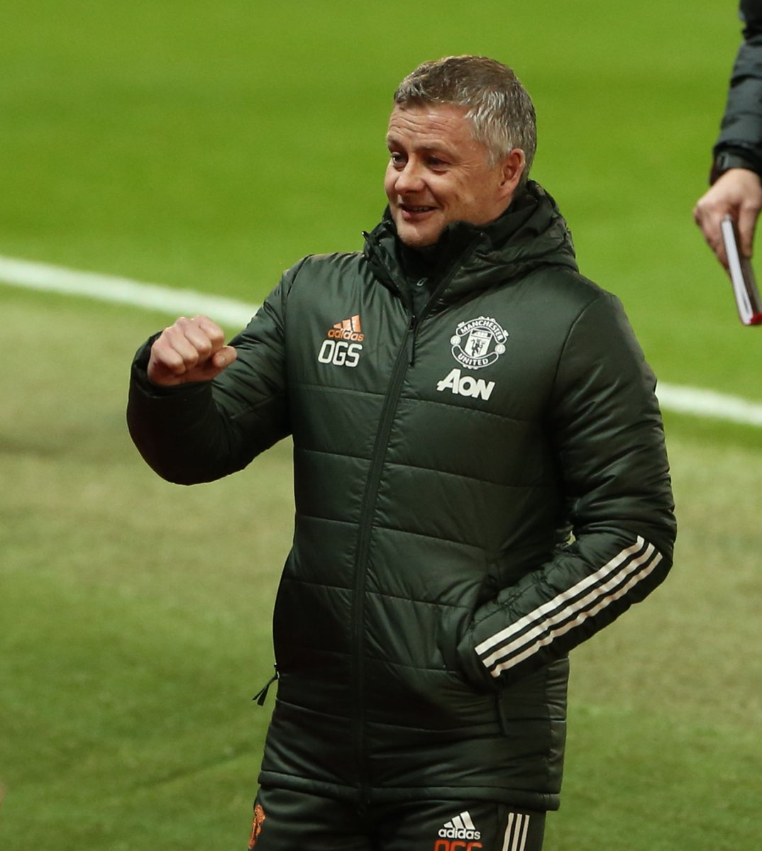 FT: Manchester United 3 Liverpool 2 -   #mufc beat Liverpool for the first time under Solskjaer.