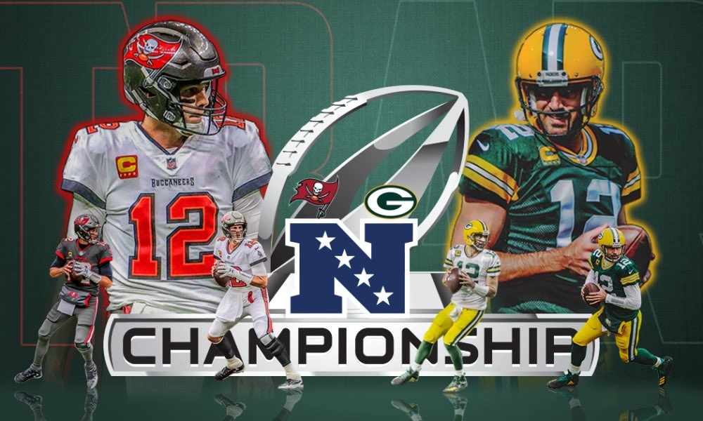 Predict the final score ⬇️⬇️⬇️  Packers ____  Buccaneers ______  #TBvsGB | #GoPackGo| #NFL