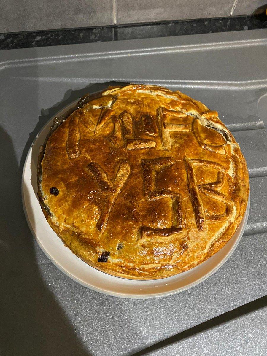 United Pie #MUFC #YSB