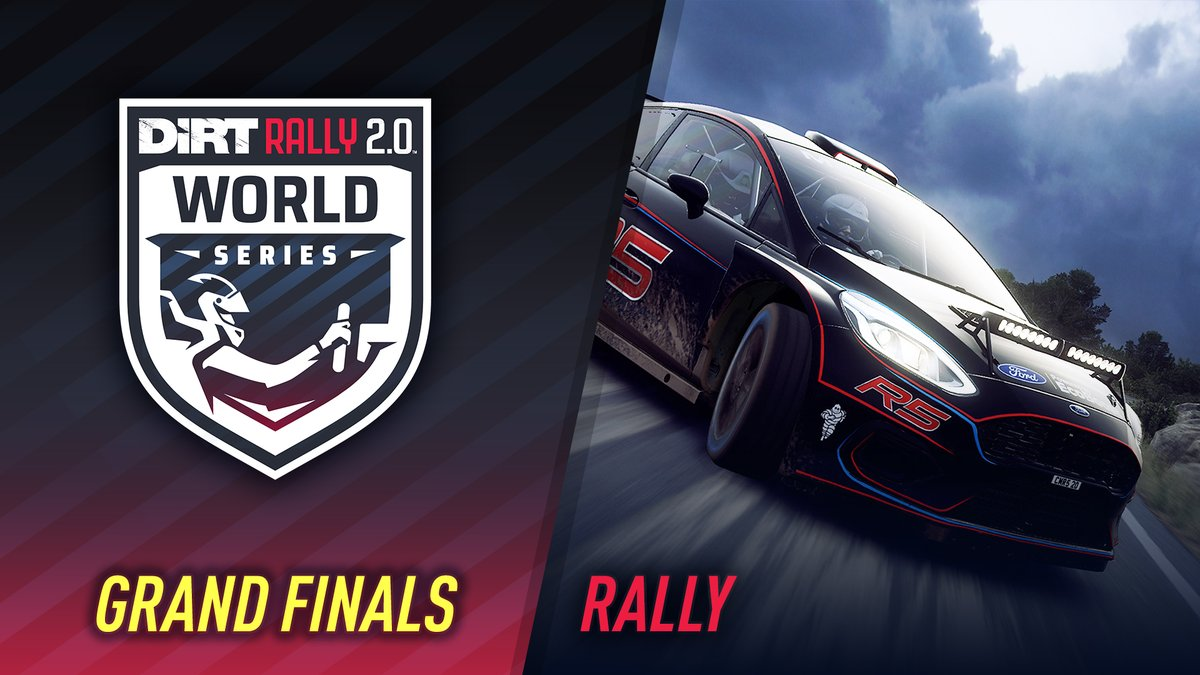 It all comes down to this. 🏆  The world's best #DiRTRally players will face off in the World Series Grand Finals on February 27!  📕 More info:   📺 The season so far:
