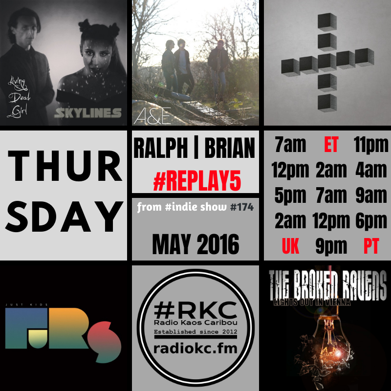 #THURSDAY 1│28 on #🆁🅺🅲 Ralph/Brian @fruitbatwalton #174 #REPLAY5 ▂▂▂▂▂▂▂▂▂▂▂▂▂▂ 🕣7AM⚪12PM⚪5PM⚪2AM UK ▂▂▂▂▂▂▂▂▂▂▂▂▂▂ @LDGlive │ @FloodHounds │ @Minor_Victories │ @fursfurs │ @thebrokenravens ▂▂▂▂▂▂▂▂▂▂▂▂▂▂