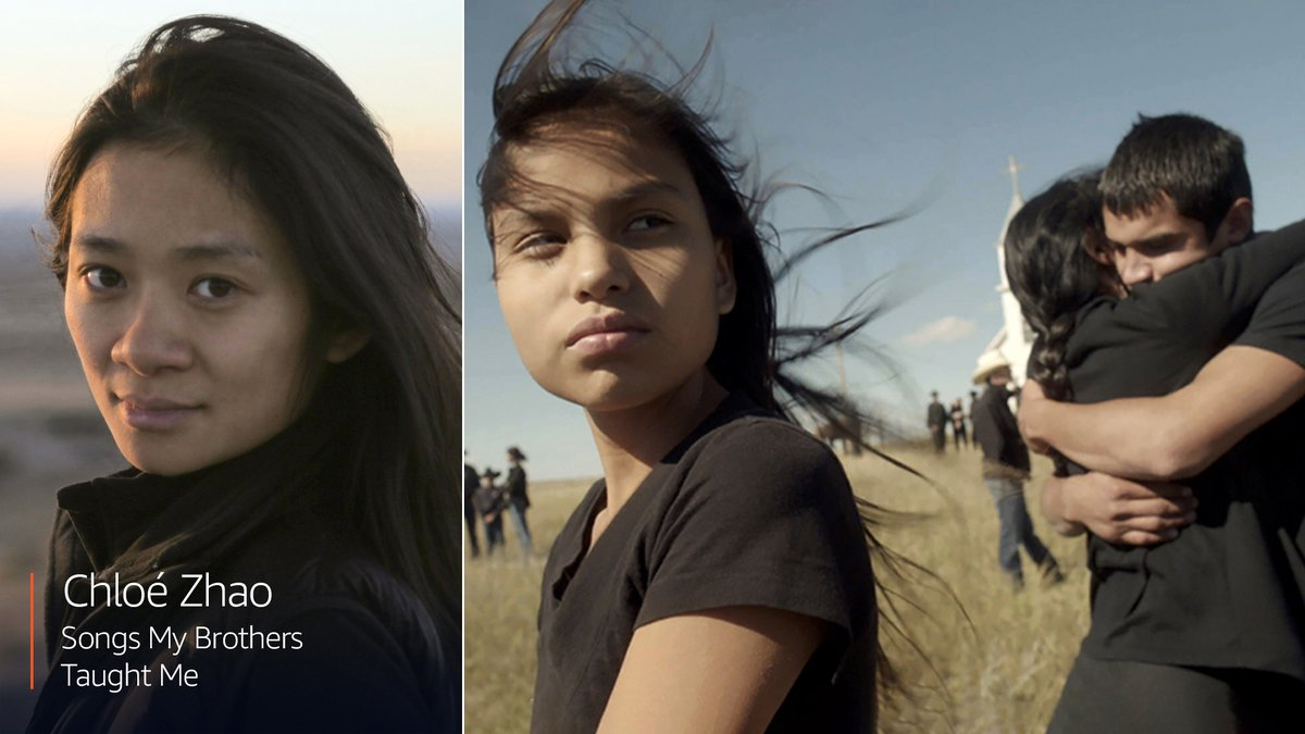 To portray the complex stories of community explored in Songs My Brothers Taught Me, Chloé Zhao spent time at Pine Ridge Reservation and cast non-professional actors. The result of telling this story on her terms? A grounded debut that brings decades of lived experience to screen