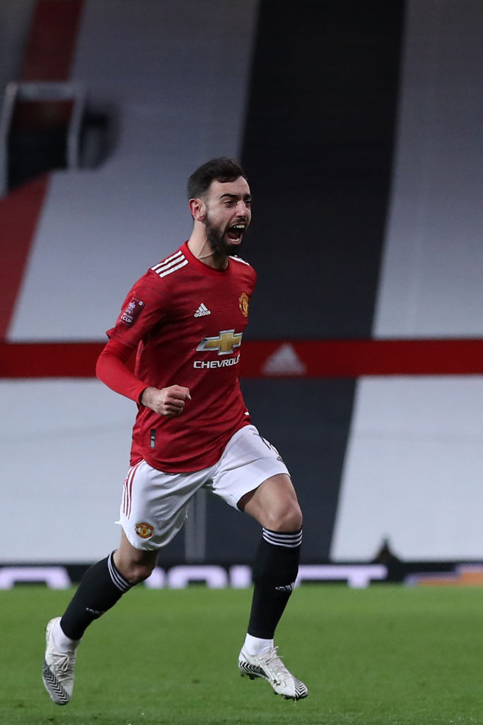 Big players can decide big matches by their own #brunofernandes #MUNLIV .