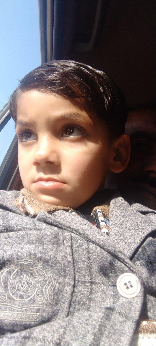 #My cute son Hamza khan wahga.