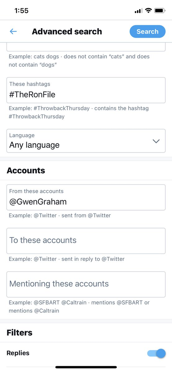 My first tweet storm in 8/2019 pulled together @GovRonDeSantis' parade of horribles and ineptitude to that date.  But, that was just the start.  To find all of Ron's failures, go to @Twitter advanced search, put in #TheRonFile from the account of @GwenGraham. It's all there. 👇🏻